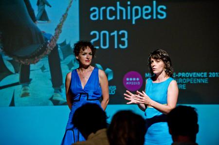 Soirée de lancement Archipels 2013