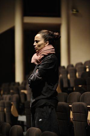 Entretien avec Nacera Belaza, Festival d'Avignon 2012