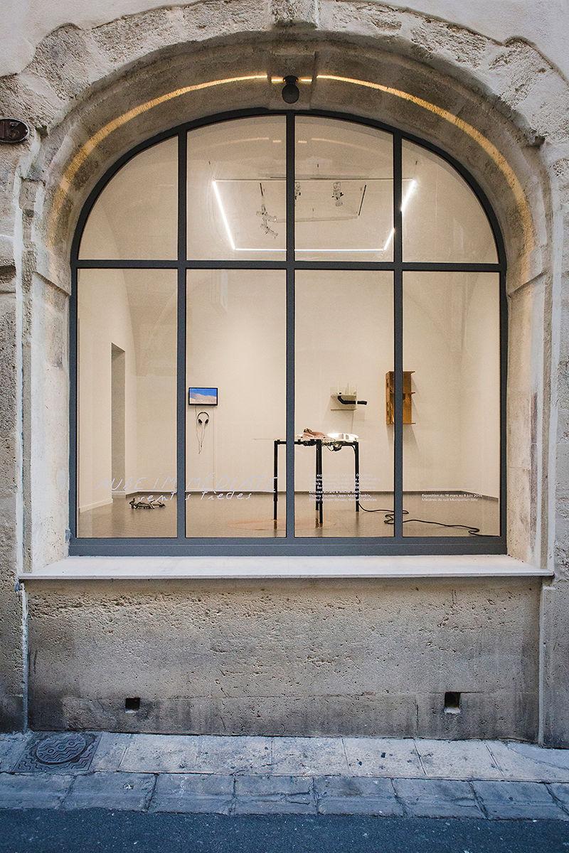 1. Aube immédiate, vents tièdes, vue d'exposition, Mécènes du Sud Montpellier-Sète, 2019