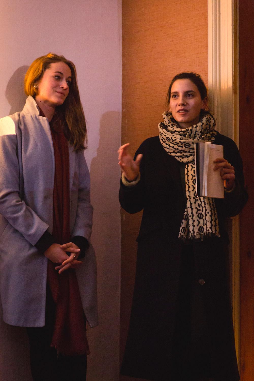 Marie Applagnat & Lucie Liabeuf Mécènes du Sud