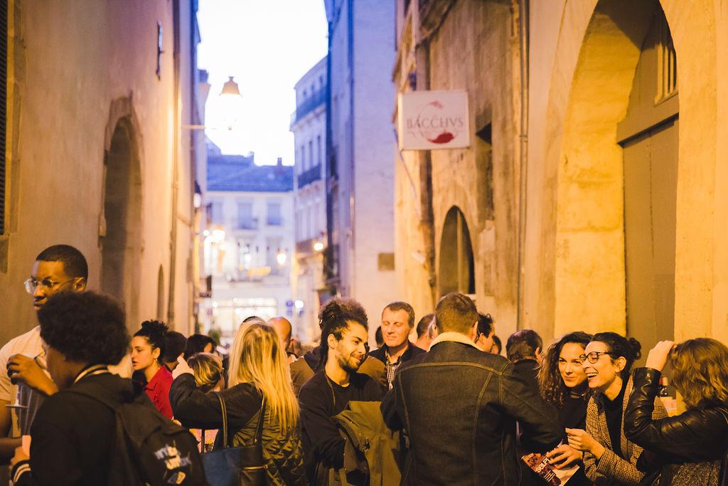 Selphish Vernissage Mécènes du Sud Montpellier Sète Elise Ortiou-Campion
