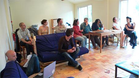 Résidence de La Part du Pauvre à IBS Of Provence
