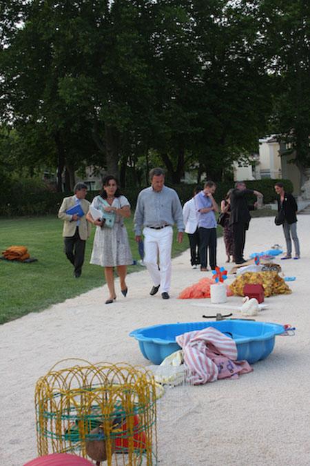 lauréats au Château Ricard