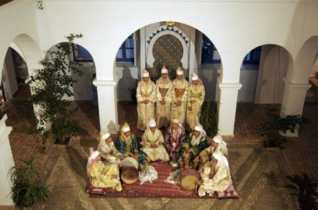 Tournage à Chefchaoun et Tétouan
