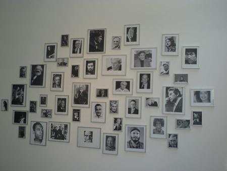 Comité artistique 2009 à la Fabrique