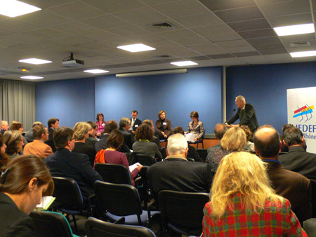 Le mécénat collectif en débat à Lyon