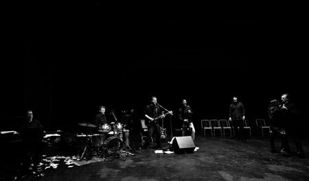 Que d'espoir ! en répétition à Avignon