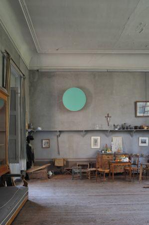 Vincent Beaurin cet été à l'Atelier de Cézanne