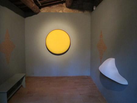 Vernissage de Vincent Beaurin à l'Atelier de Cézanne
