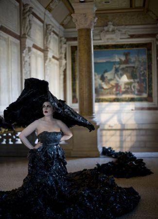 Evelyne House Of Shame au Festival de Danse de Cannes