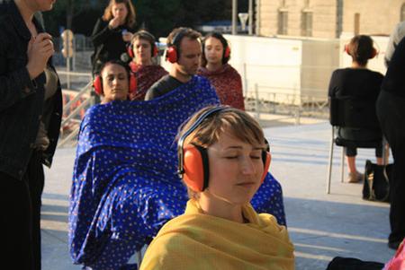 """Le collectif Ici-Même présente un nouveau volet de """"Concert de sons de ville"""" à Marseille"""