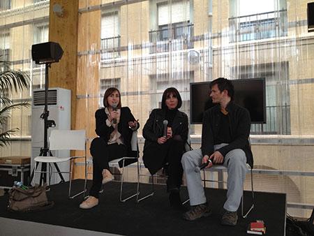 Rencontre autour d'un Atelier de l'EuroMéditerranée: Robin Decourcy chez Bleu Ciel & Cie