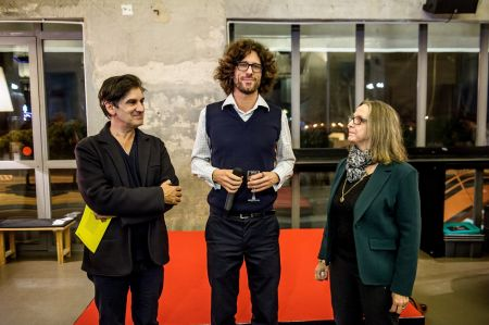 Prix Coup de coeur 2015 à Nicolas Giraud