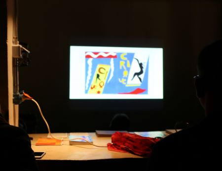 """Conférence """"Le livre d'artiste: une nouvelle pratique artistique ?"""""""