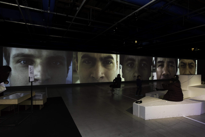 Nicolas Clauss au festival Hors Pistes 2017 à Pompidou, puis à Malaga…
