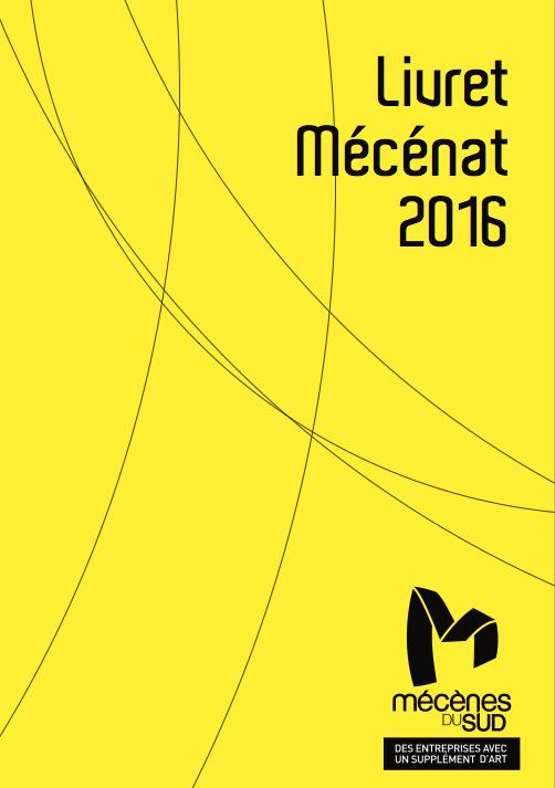 Livret Mécénat 2016