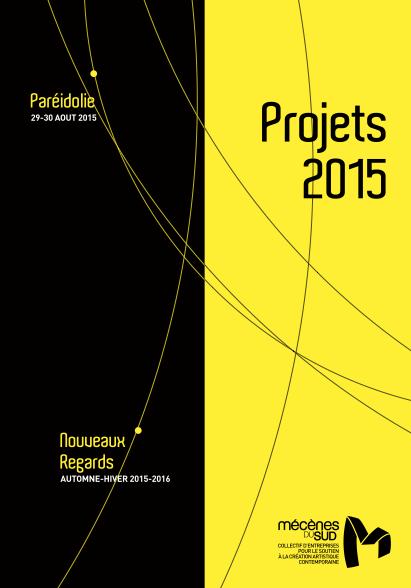 Programme projets 2015