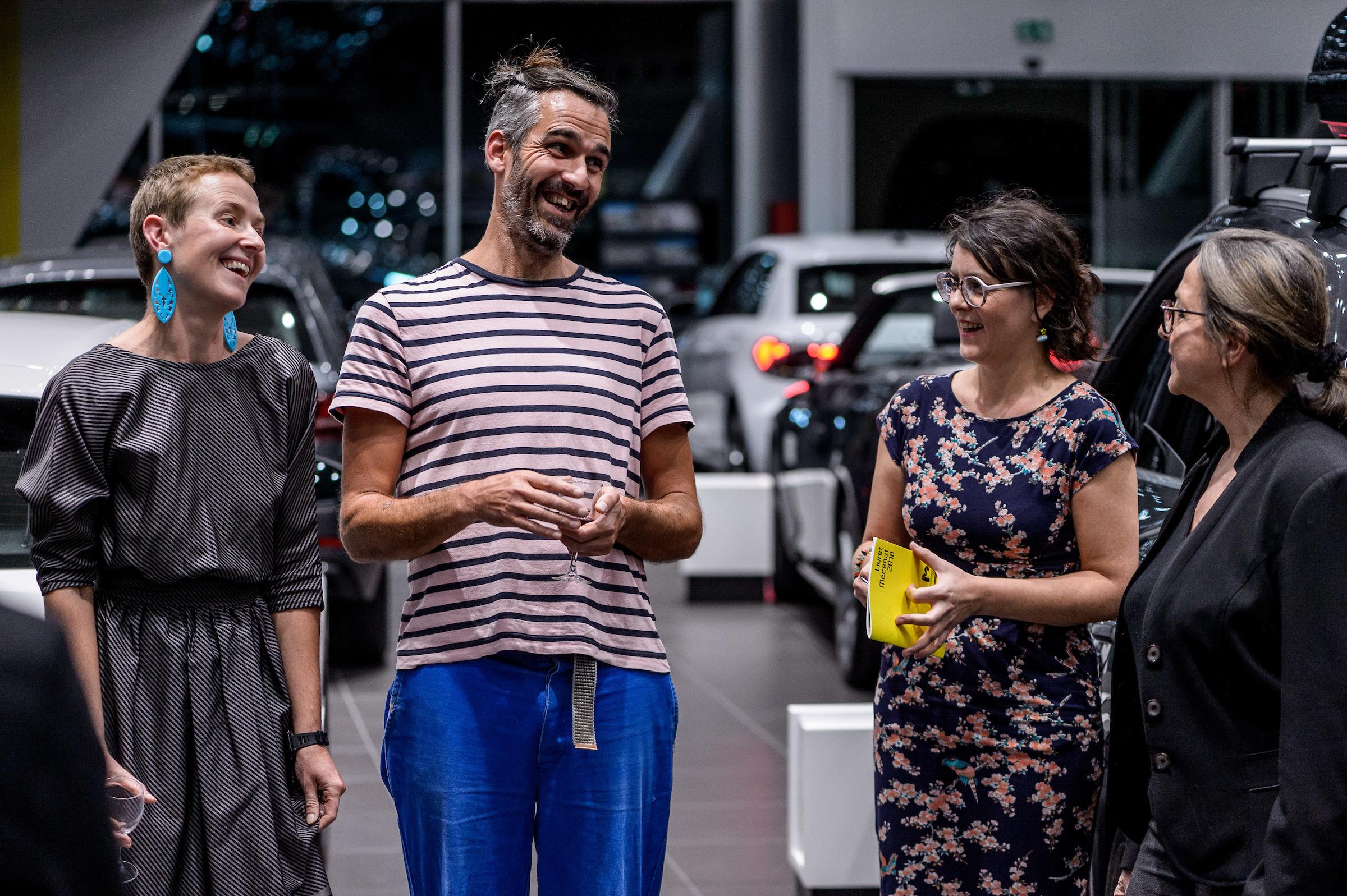 Lauréat Coup de Cœur 2018, Mécènes du sud Aix-Marseille