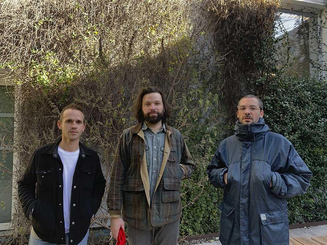 Pierre Clément, Antwan Horfee & Nicolas Momein Mécènes du Sud