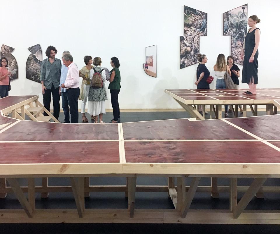 Au Quatrième Mur, Antoine Espinasseau, vernissage au Studio Littledancer