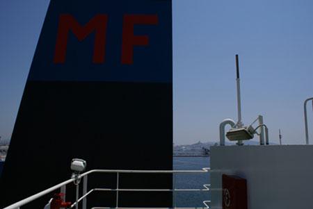 Repérages dans le Port Autonome pour Marie Reinert, lauréate 2008