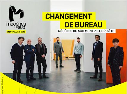 CP Changement de bureau - Montpellier-Sète