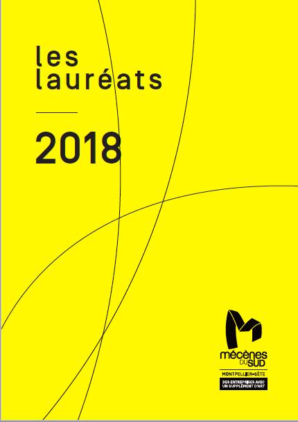 Livret Lauréats 2018 - Montpellier-Sète